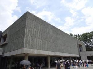 国立西洋美術館世界文化遺産フランス人建築家ル・コルビュジエが設計3