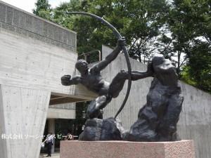 国立西洋美術館世界文化遺産フランス人建築家ル・コルビュジエが設計10