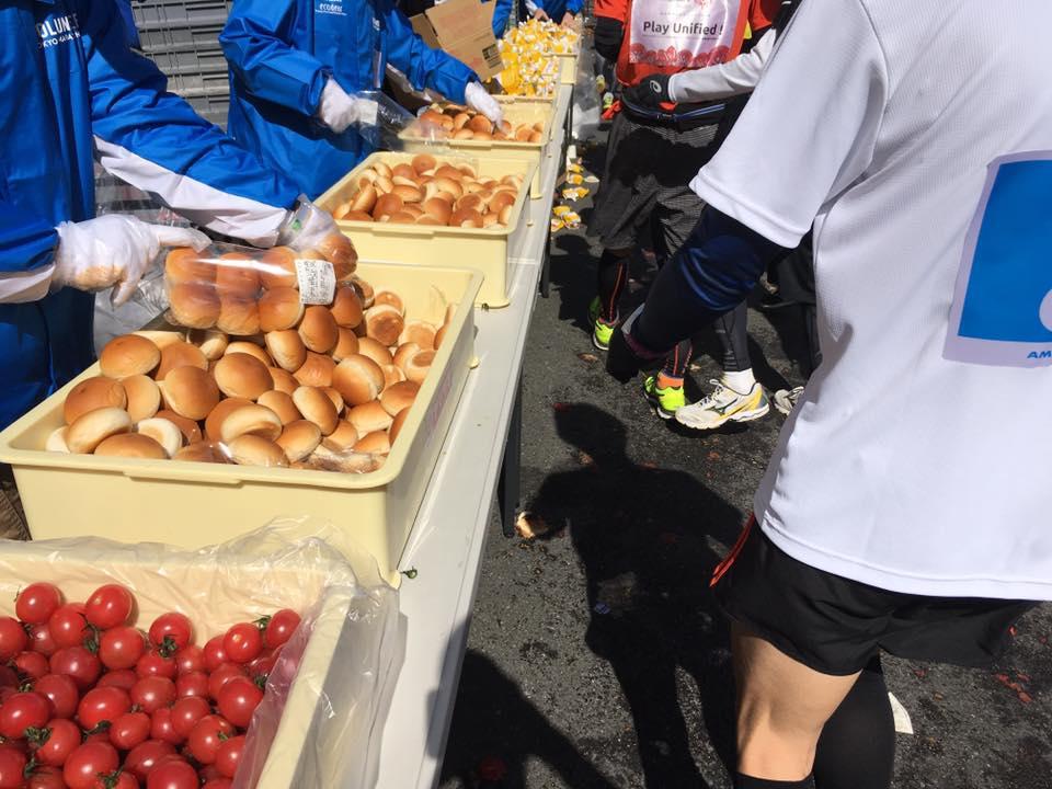 東京マラソン2017当日の様子9