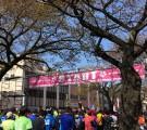 日立さらくロードレースハーフマラソンと日立鉱山と日立の桜-12