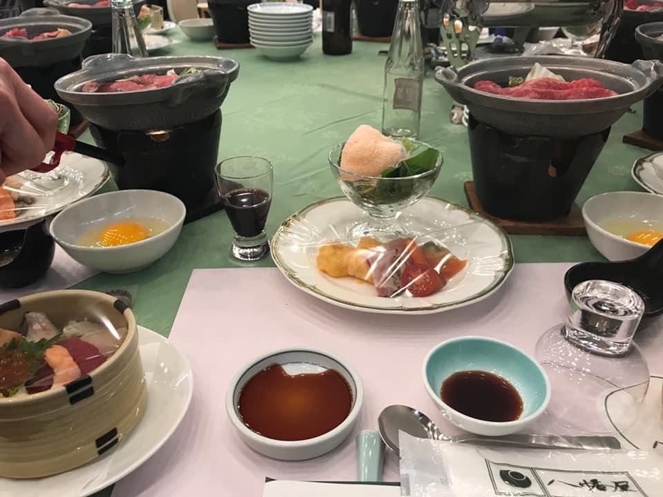 福島県石川町の旅館「八幡屋」でIT・SNS活用セミナーを担当しました。2018年11月16日(金)-2